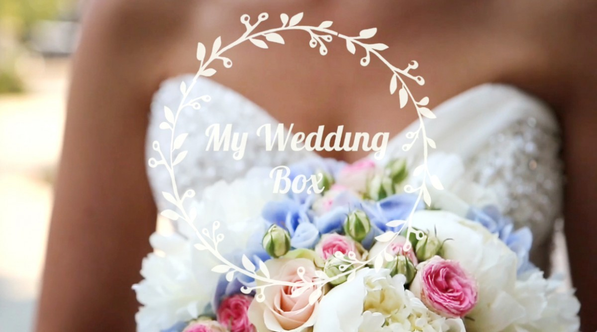 My Wedding Box en vidéo !